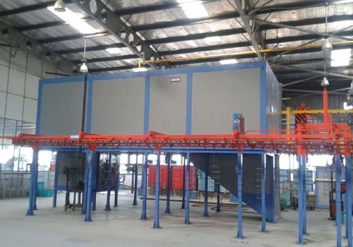 Admas Industries Conveyorised Oven Manufacturer In